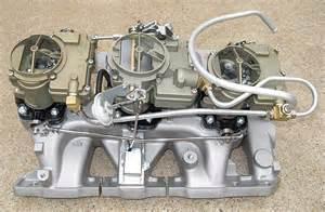 Pontiac Tri Power Carbs Pontiac Tri Power Carburetors Rod Carburetors