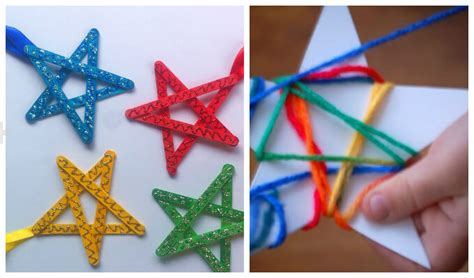 stars craft children easy last minute crafts for when they re bored or the power goes out