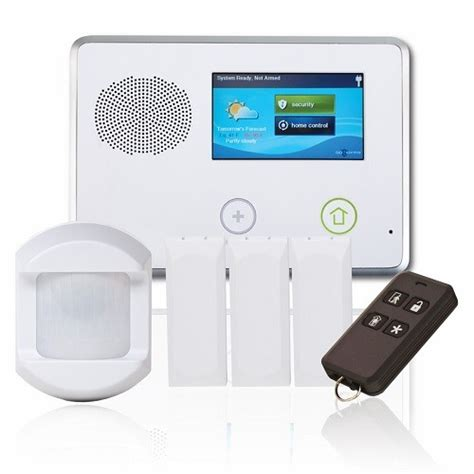 2gig gckit311 go wireless alarm kit with home