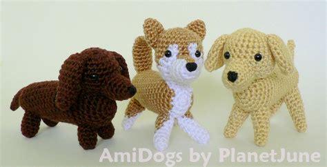 amigurumi labrador pattern blog planetjune by june gilbank 187 introducing amidogs