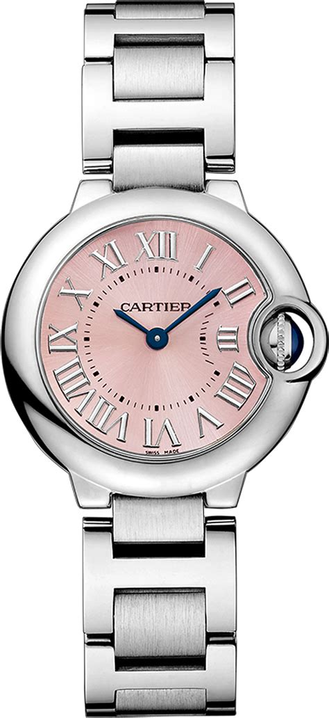 w6920038 ballon bleu 28mm cartier pink