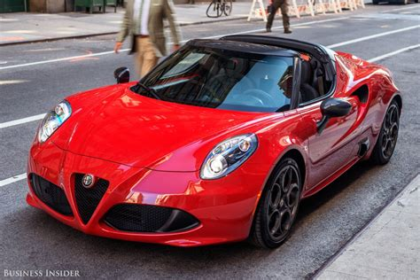 Alfa Romeo Images by Alfa Romeo 4c Spider Review Photos Business Insider