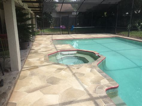 decorative concrete designs of florida concrete designs florida decorative pool deck florida