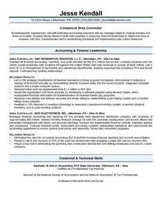 Construction Controller Sle Resume by Exle Area Controller Resume Free Sle