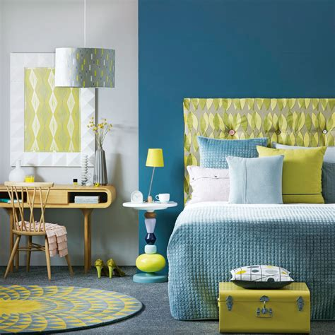 blue green bedroom paint colors desainrumahkeren