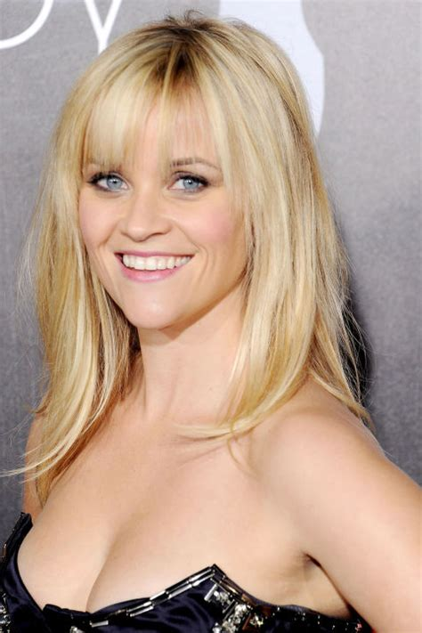 layered on top blunt cut haircut pictures 5 celebrity medium haircuts style samba