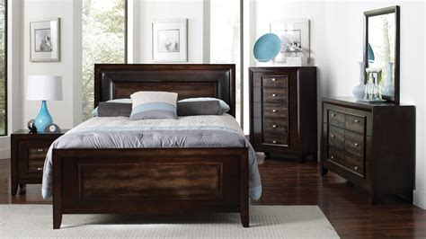 bedroom sets for less coaster marshall bedroom set brown crocodile 203561 bed