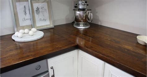 diy wood countertops ikea ikea butcher block countertops best treatments hometalk