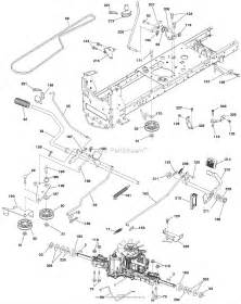 ariens 936085 960460063 01 46 quot automatic tractor parts