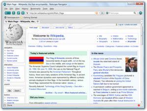 netscape navigator wikipedia