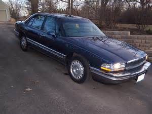 1996 Buick Park Avenue Picture Of 1996 Buick Park Avenue 4 Dr Ultra Supercharged