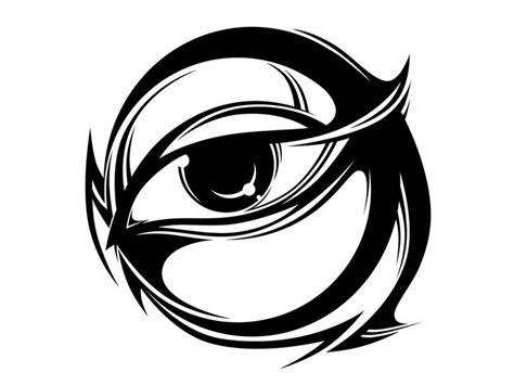 tribal eye tattoo 30 best circle tattoo design images on pinterest circle