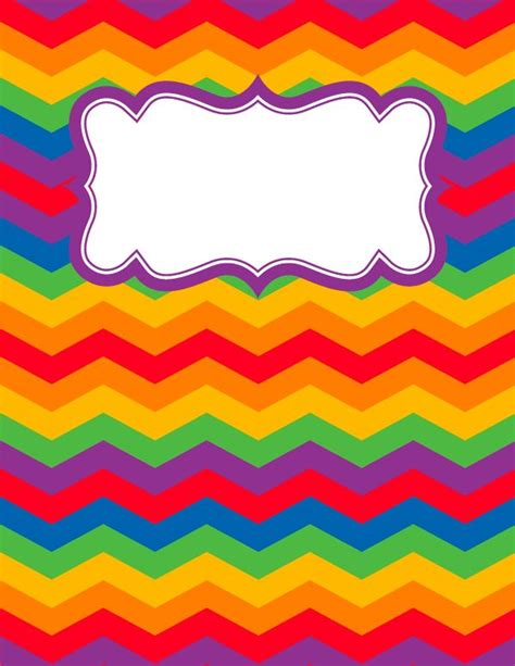 printable chevron binder covers 25 best ideas about chevron binder covers on pinterest