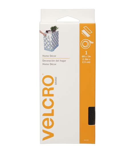 velcro 174 brand home decor 1 quot x 6 2 colors jo