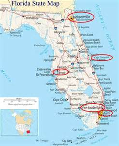 florida cruise port choices