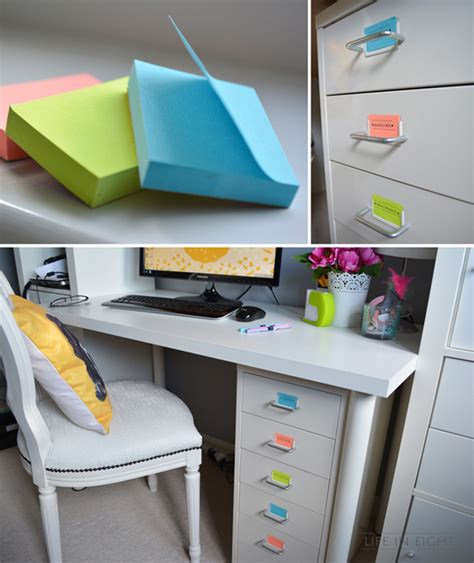 Colorful Desk by 10 Tips And Creative Ideas For Your Office Desk Home