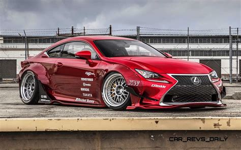 lexus rcf widebody 2015 lexus rc350 f sport rocketbunny widebody