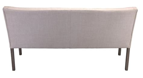 fabric dining bench dining bench luca 160 cm a choose your fabric