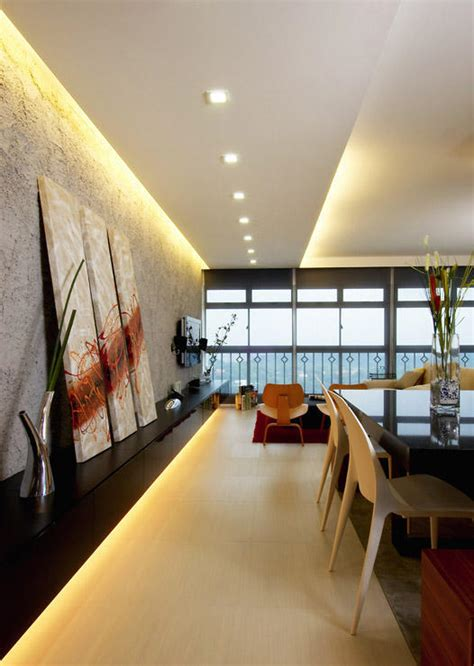 Home Interior Lighting Design by 7 Lighting Decor Ideas For Your Hdb Flat Home Amp Decor