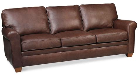 Circle Furniture Braxton Sofa Leather Sofas Danvers Leather Upholstery Sofa