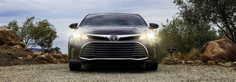 Toyota Avalon Mpg 2018 Toyota Avalon Engine Specs And Gas Mileage