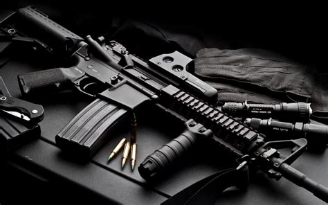 wallpaper cool rifle 203 assault rifle hd wallpapers backgrounds wallpaper