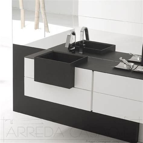 mobili bagno lavabo semincasso mobile arredo bagno design lavabo semincasso esc07 ebay