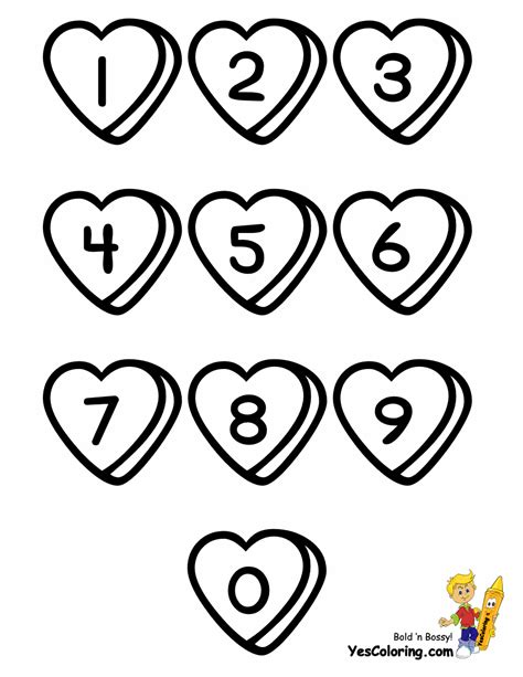 valentine coloring pages by numbers sweet valentine alphabet coloring alphabet free
