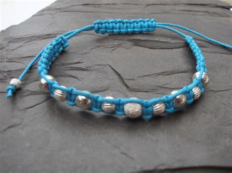 Macrame Bracelet - robin macrame bracelets