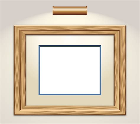 tutorial vector frame how to create an art gallery frame in vector