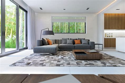rug under sectional rug under sofa roselawnlutheran