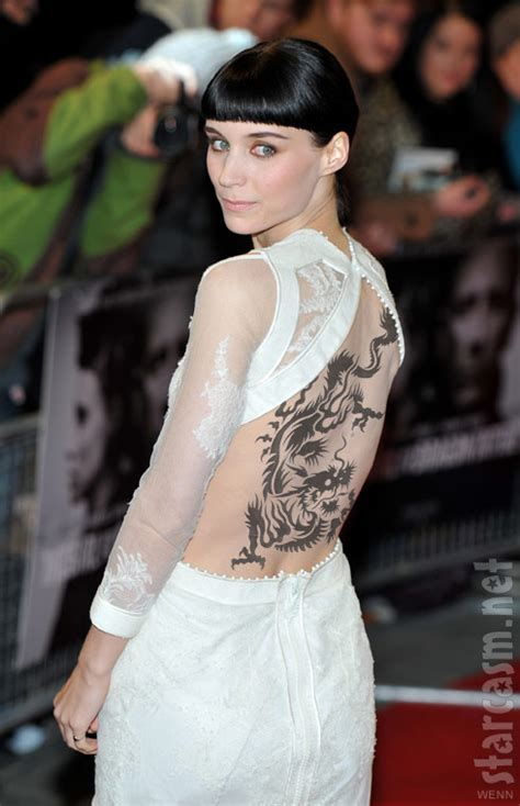 photos rooney mara and daniel craig at the with the