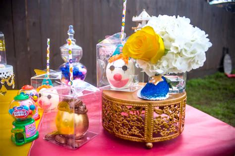 Backyard Carnival Ideas Kara S Ideas Backyard Carnival Birthday Kara S Ideas