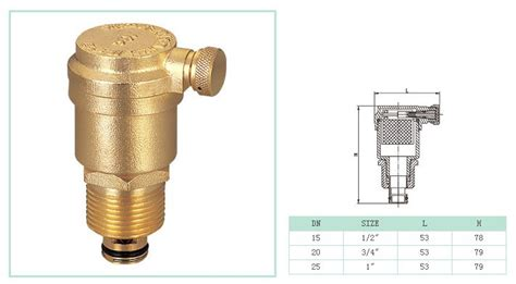 Automatic Plumbing Vent by Automatic Air Vent Manufacturer Supplier China