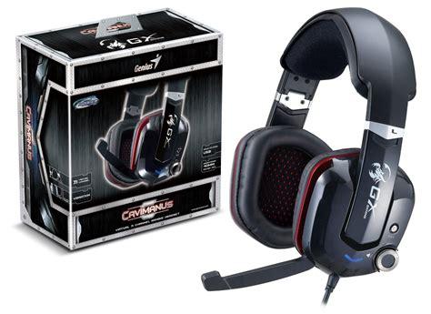 best headphones for pc gaming 2013 genius cavimanus gaming headset review reactor