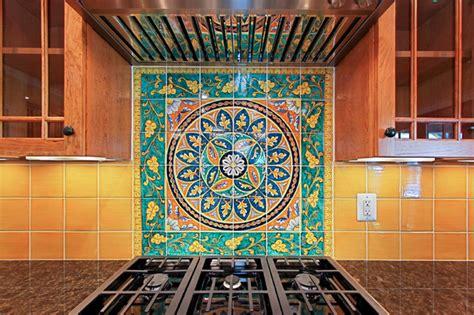 italian tile backsplash italian tile backsplash traditional kitchen dc metro