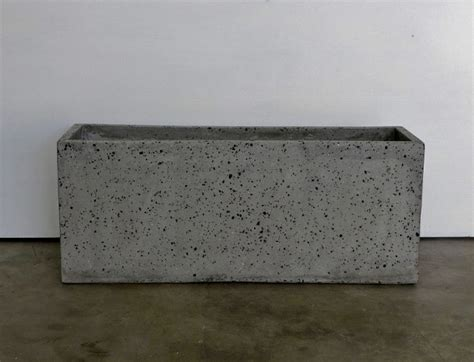 Planter Troughs Sydney by Clearance Exposed Aggregate Trough 1mtr