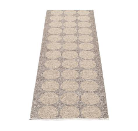 kunststoff teppich pappelina hugo kunststoff teppich outdoor teppich 70 x 240 cm