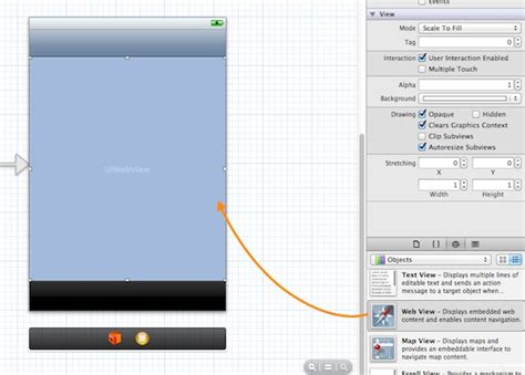xcode uiwebview tutorial storyboard tutorial create tab bar controller and web