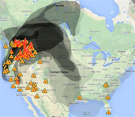 map of oregon 2015 fires august 2015 page 4 wildfire today
