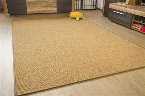 teppich 240x340 sisal teppich acapulco gekettelt zwei farben viele
