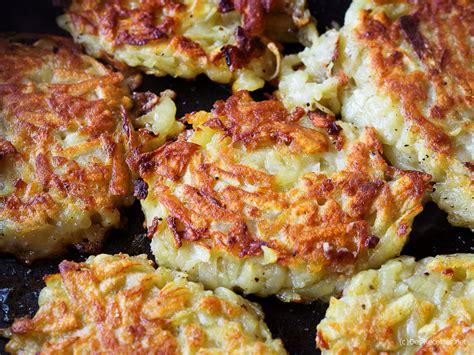 galettes de pommes de terre recette sur le gourmand du