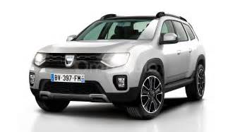 Renault Duster Website 2017 Dacia Duster Gets Rendered