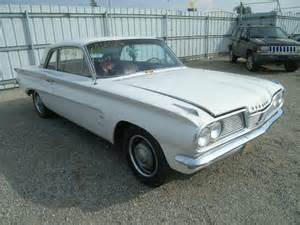 1962 Pontiac Tempest For Sale Used Salvage Pontiac Tempest 1962 For Sale Bakersfield