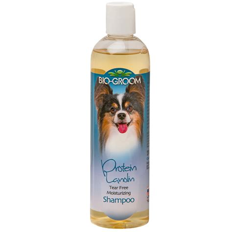Biogroom Bronze Lustre 12oz bio groom protein lanolin conditioning shoo 12 oz