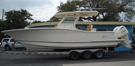 scout boats for sale fort lauderdale scout 300 lxf boats for sale in fort lauderdale florida