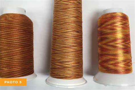 Longarm Quilting Thread by Quilting The Quilt Variegated Threads Apqs