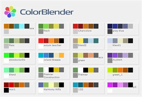 matching color schemes 40 useful color tools color palette color scheme