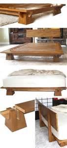 Sunken Platform Bed Diy 1000 Ideas About Japanese Bed On Japanese Bed