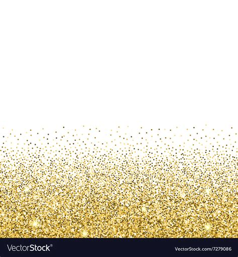 gold glitter background gold glitter background royalty free vector image